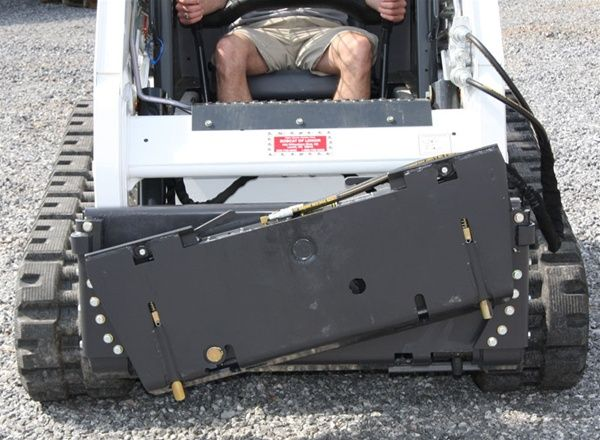Skid Steer Attachment Plate Dimensions Google Search Skid Steer Attachments Hitch Attachments Steer