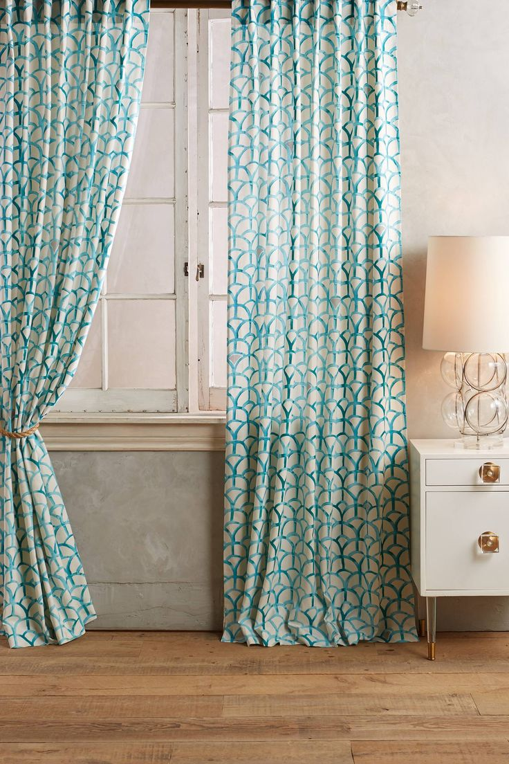 Uncategorized/birch tree fabric window panels/all products home decor window treatments curtains - House Of Turquoise Chair 5 Beach Bistro And Bar