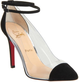 So pretty.: Christians, Fashion, Alicia Keys, Summer Shoes, Christian Louboutin Shoes, Woman Shoes, Black White, Pumps, Heels