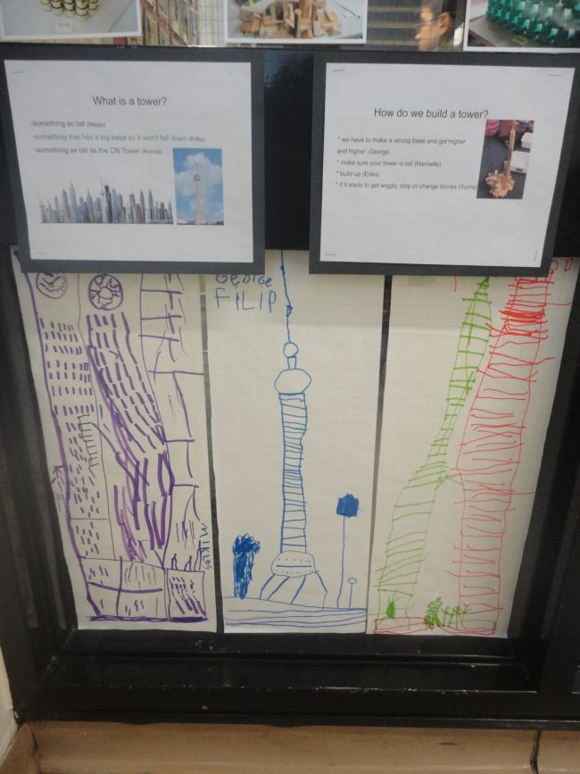 As part of our Math and Science Investigations (M.S.I) time in Kindergarten, our students explored a tower inquiry (In a previous post I wrote about Math and Science Investigations (M.S.I.) and how...