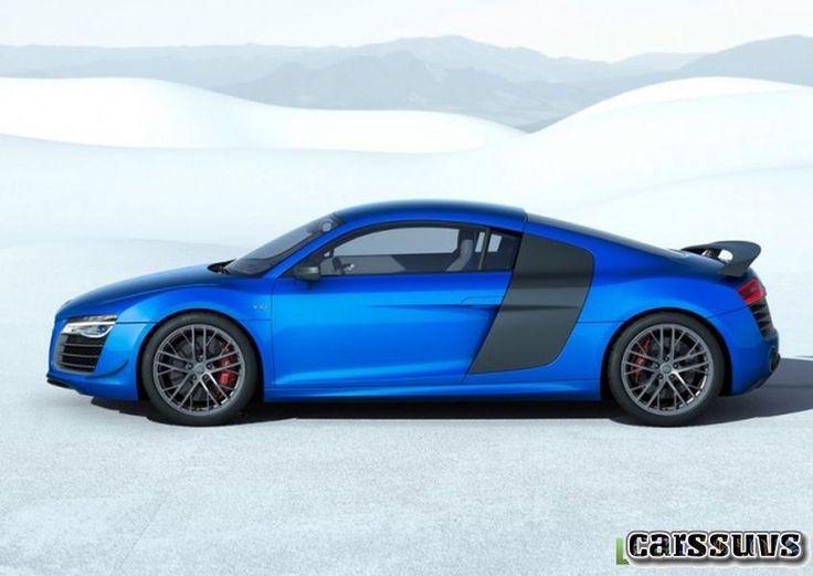 The new 2018-2019 Audi R8 – German roadster