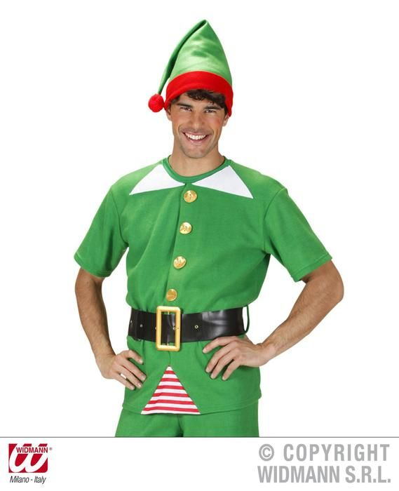 Santa'S Little Helper Elf - Las Fiestas