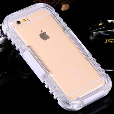 KISSCASE IP-68 Waterproof Heavy Duty Hybrid Swimming Dive Case For Apple iPhone 6 6S Plus 5S SE Water/Dirt/Shock Proof Phone Bag