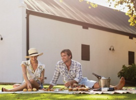 Enjoy a Picnic and a Movie Under the Stars this Valentine's Day at Spier Hotel