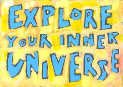 Explore Your Inner Universe