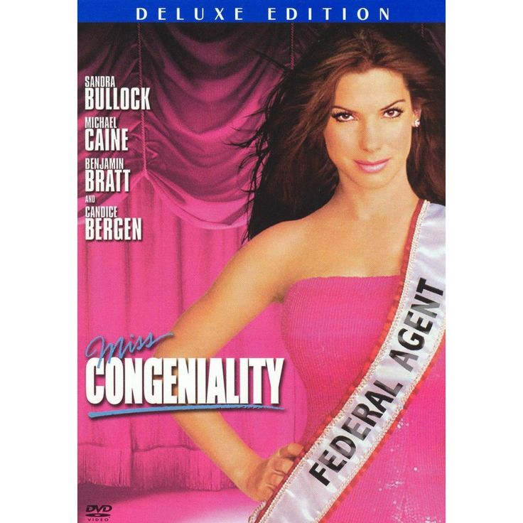 Miss Congeniality (Deluxe Edition) (dvd_video)