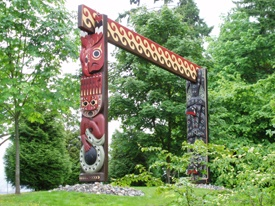 Coast Salish Gateways