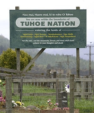 Waimana: Tuhoe Nation