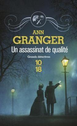 Un assassinat de qualité par Ann Granger (3)