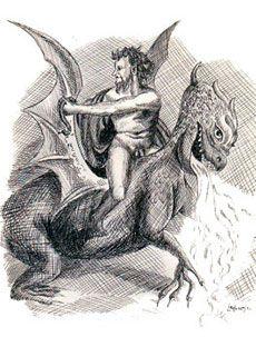 Astaroth, il braccio destro di Satana