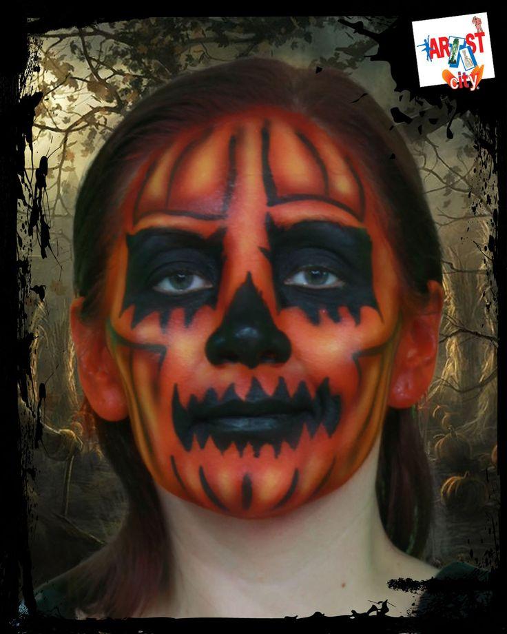Calabaza Servicio de maquillaje en temporada de Halloween con previa cita, comunícate a tienda para citas y precios.