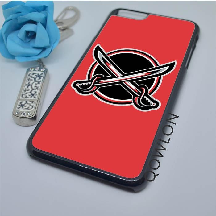 Buffalo Sabres Symbol Red iPhone 6 Plus | 6S Plus Case