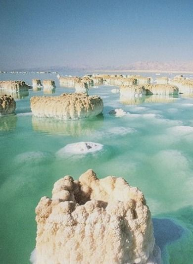 The Dead Sea, 9.6 times saltier than the ocean, is one of the world's saltiest bodies of water. Herod the Great used the sea as a health resort back in the day. Discover 52 of the best attractions in the world that live up to the hype.