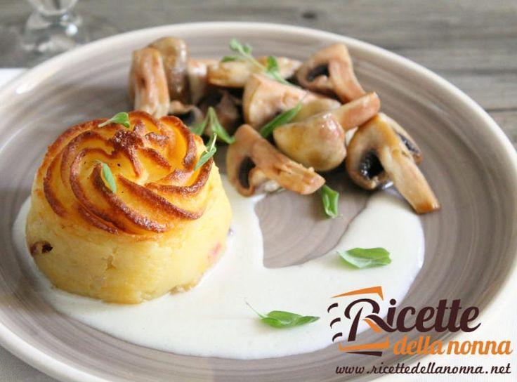 Tortino di patate prosciutto e formaggio  http://http://www.ricettedellanonna.net/tortino-di-patate-e-prosciutto-di-praga-con-fonduta-di-parmigiano/ #tortino #prosciutto #secondipiatti #foodporn #formaggio #vsco #foodstyle #food #cooking #foodstagram #follow #followme #instagood #instalike #instadaily #recipe #italianrecipe #italianfood #ricettedellanonna #good #love #happy #italy #passione #fotooftheday #foodblogger #chef #beautiful #foodgasm #vscofood