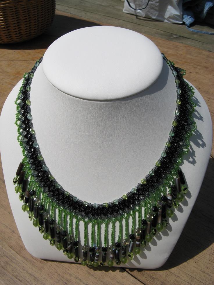 Biser necklace