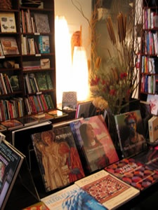 Artisan Books 159 Gertrude St - our cousins in art and artisanal craft