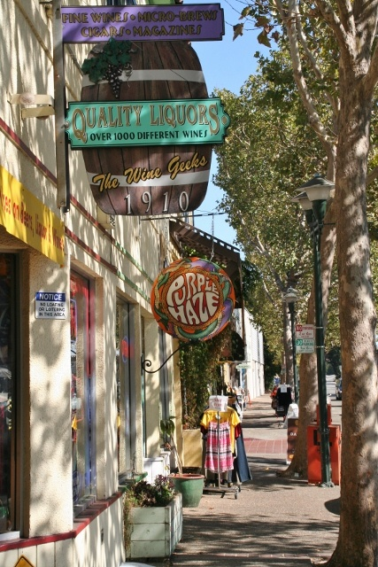FAIRFAX, MARIN COUNTY: Hippy Haven of 1960's. Love Fairfax. & just a skip…