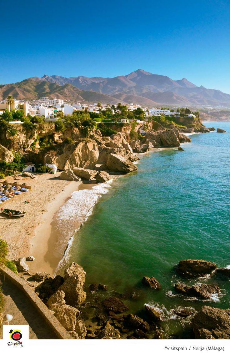 Nerja (Málaga). For luxury hotels in Spain visit http://www.mediteranique.com/hotels-Spain/