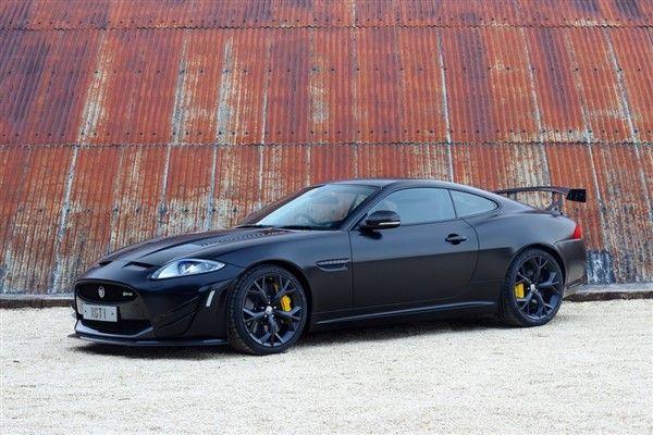 2014 Jaguar XKR S GT