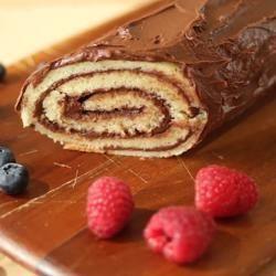 Betún de chocolate con mantequilla @ http://allrecipes.com.mx