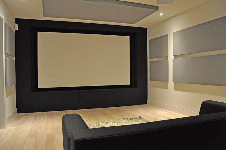 Prachtige Dolby Atmos bioscoop bij Gastwinkel Audio-TV-Centrum in Eindhoven.