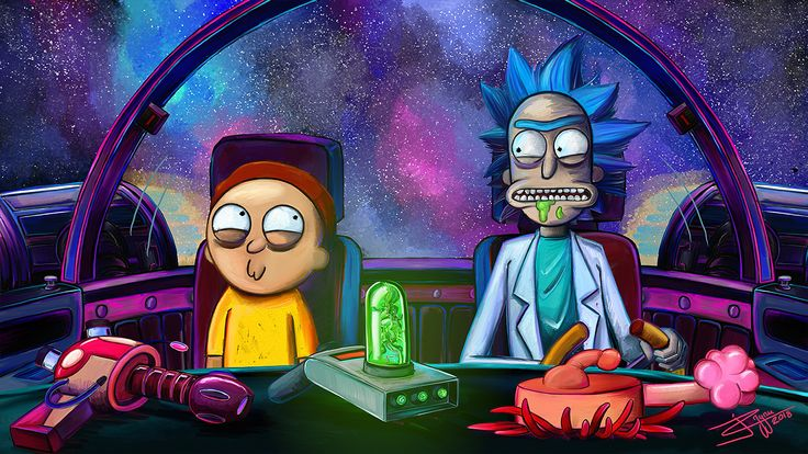 Despairdiamond Shop Redbubble Rick And Morty Image Cartoon Wallpaper Anime Wallpaper