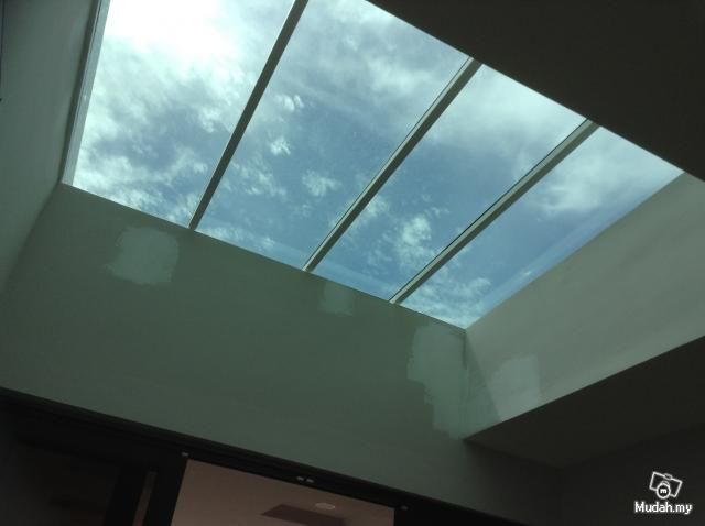 12mm Tempered Skylight Glass Panel Image Ourhouse In