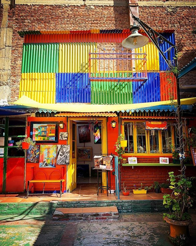 The Colorful La Boca Neighborhood Of Buenos Aires Buenosaires Laboca Argentina Travel Travelphotography Buenos Aires The Neighbourhood Travel Photography