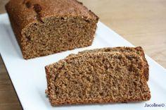 Gezond leven van Jacoline: Suikervrije ontbijtkoek Roggemeel kan ook vervangen worden door volkoren speltmeel