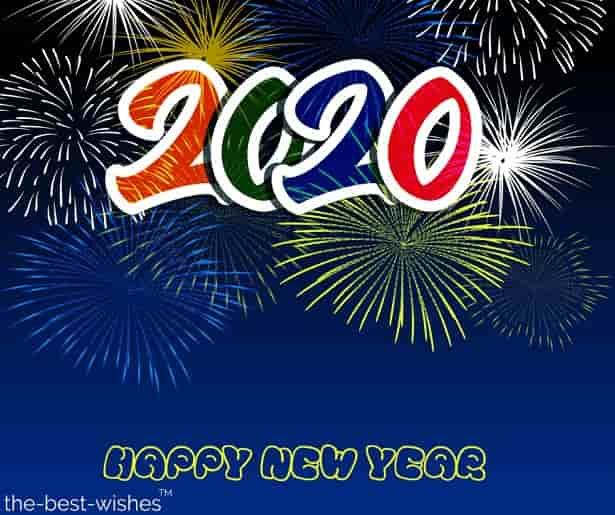 Happy New Year 2021 Wishes Quotes Messages Best Images New Year Wishes Images Happy New Year Wishes Happy New Year Message