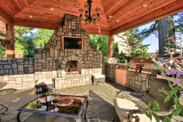 grillkamin freien gestalten selber bauen outdoor k che hofk che modern aber leider auch geil. Black Bedroom Furniture Sets. Home Design Ideas