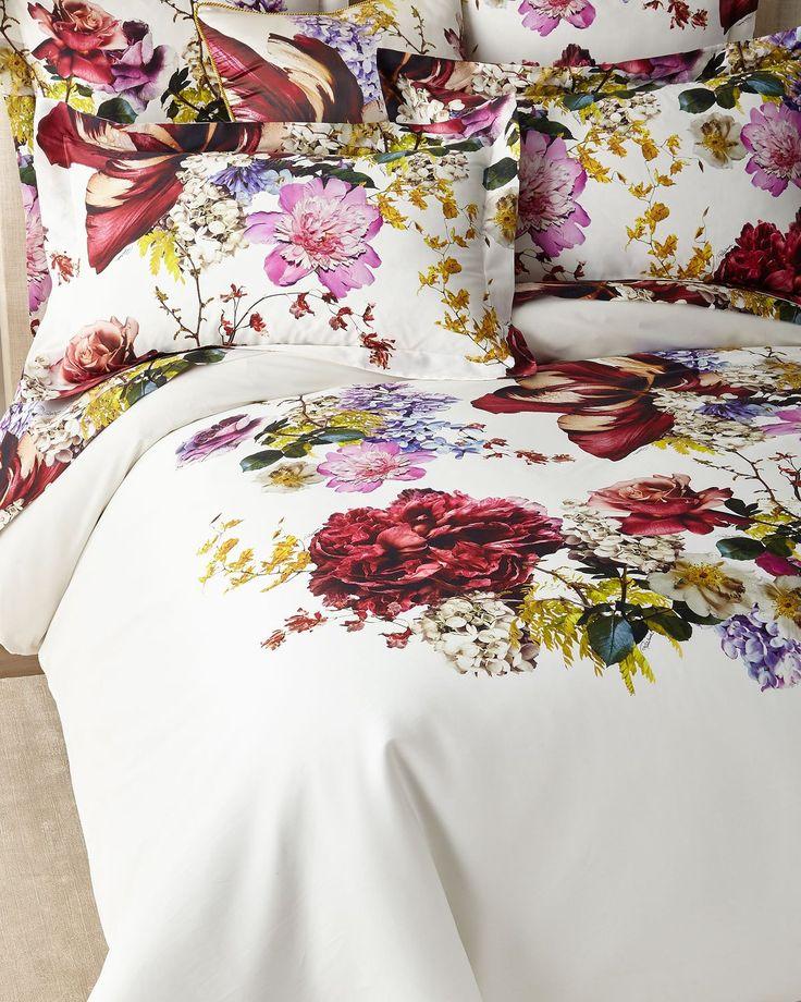 Roberto Cavalli Floris Queen Duvet Cover and Matching Items