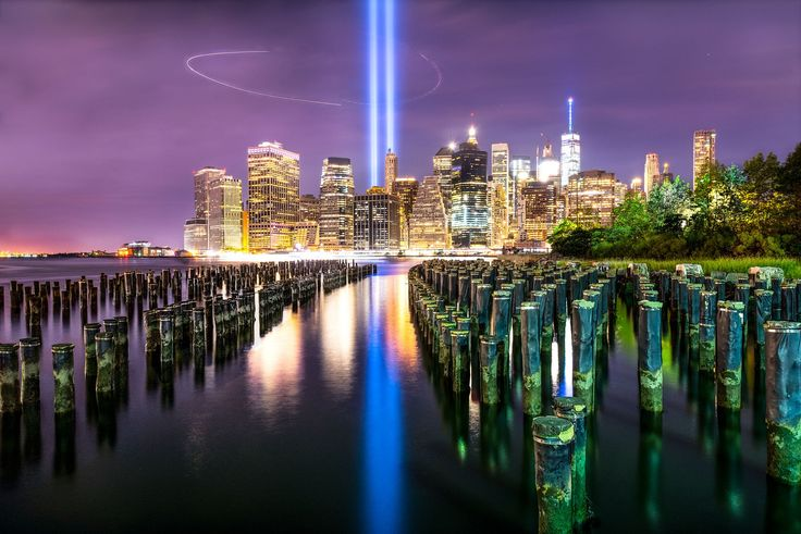 Tribute in Light (2016) by Robert Biondo on 500px