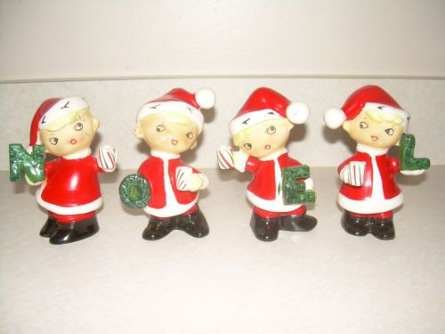 Share your Japan vintage elf ornaments sorry, that