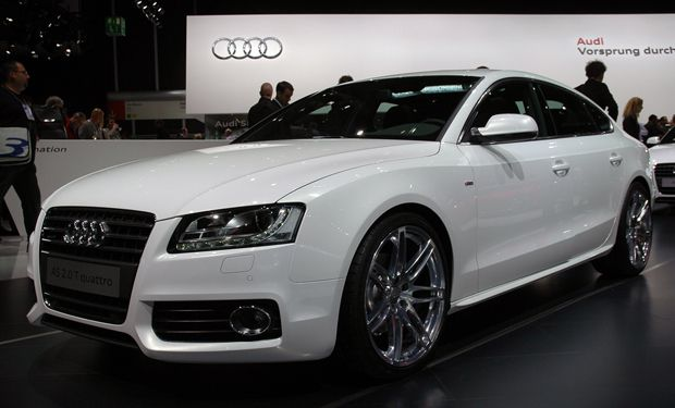 Audi A5 2009. I could deal with this sitting in my driveway lawl