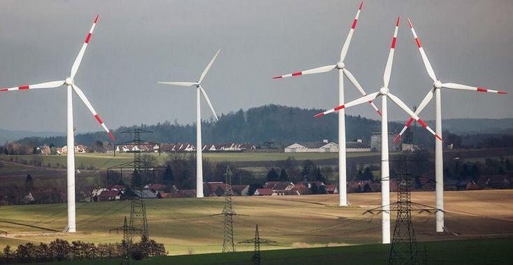 В Европе энергия ветра обходится дешевле атомной