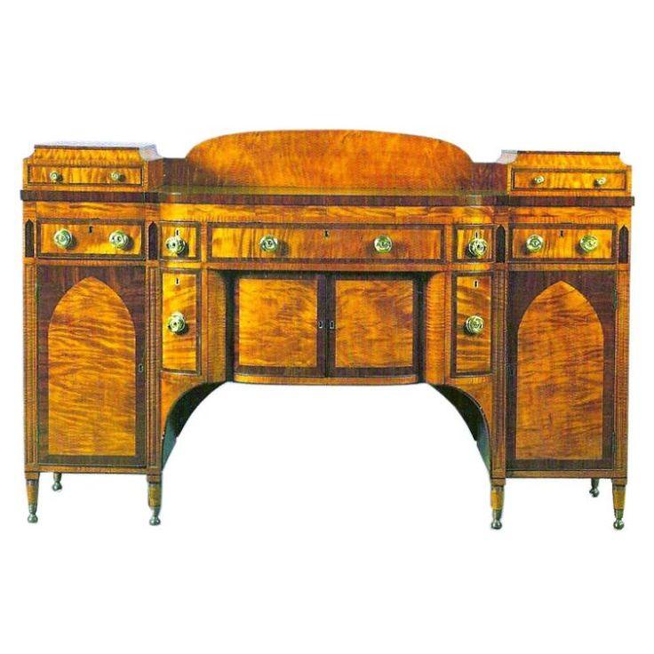 c1820 Federal sideboard  Tmple mah  79w  rt17 15  Furniture StylesFurniture  StorageAntique. 363 best Period   Federal 1780 1830  Hepplewhite  Sheraton