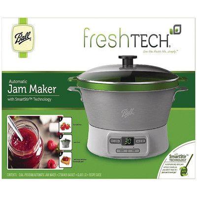 Ball Freshtech Automatic Jam Maker | Wayfair
