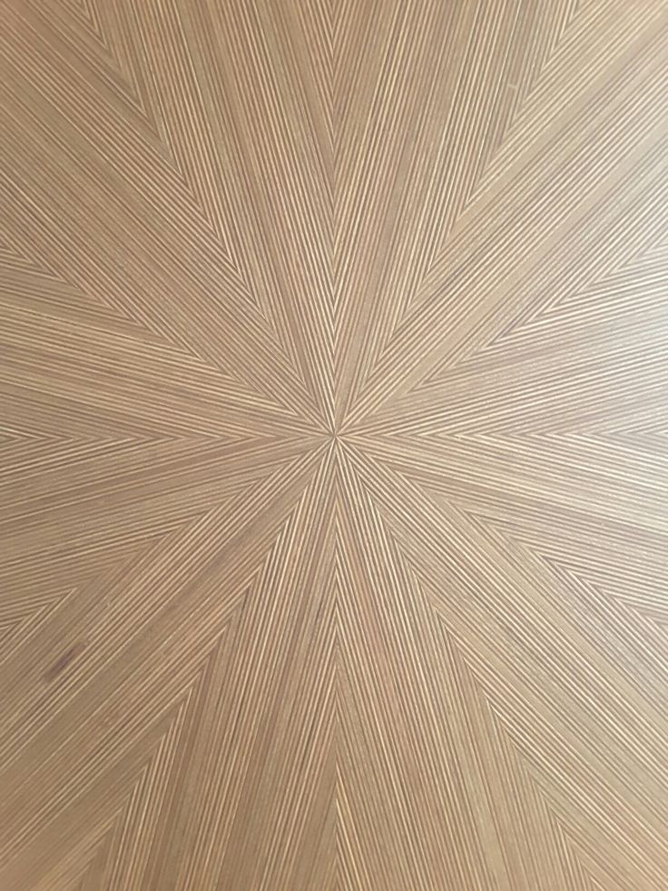 MAXI Edge URBAN Starburst patterned panel