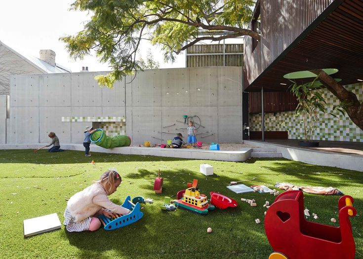 Image result for East Sydney Early Learning Centre (NSW) by Andrew Burges Architect