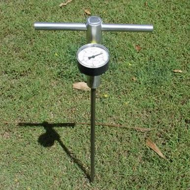 Soil Penetrometer (to measure soil compaction) Price : AU$456.50 (inc GST) AU$415.00 (exc GST)