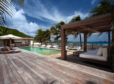 Blue-chip villas from a cool St Barth hotel