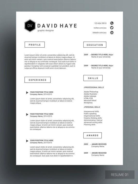 18 best kickresume templates gallery  resume samples  resume templates  cover letter samples