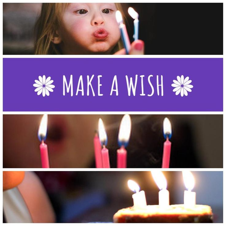 Make a Wish | Created with @Slidely, the best way to explore and share photo & video collections in beautiful and creative ways. https://slide.ly/collage/create