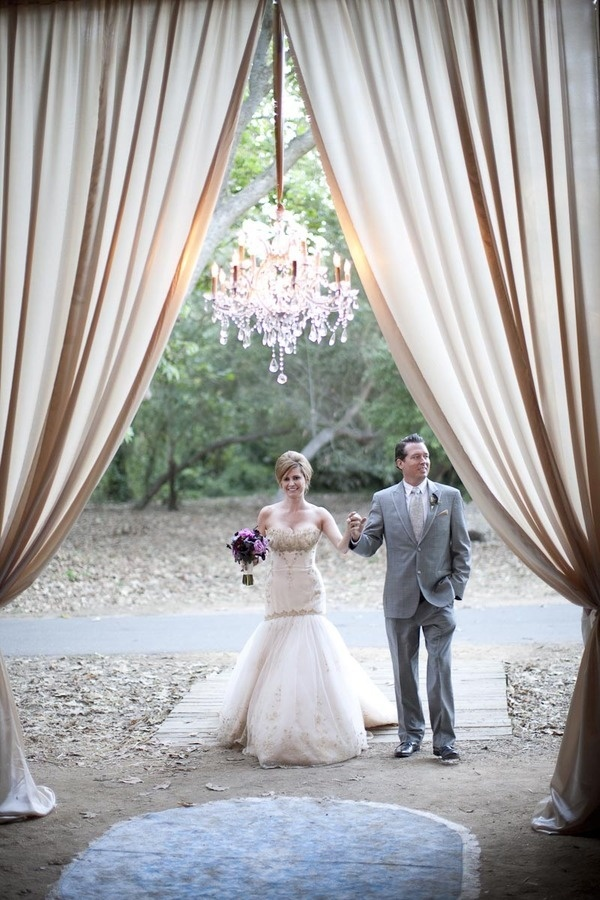 Rustic Glam Wedding by XOXO Bride and