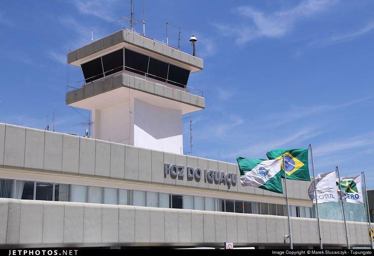 Airport SBFI  Foz do Iguacu Cataratas - SBFI
