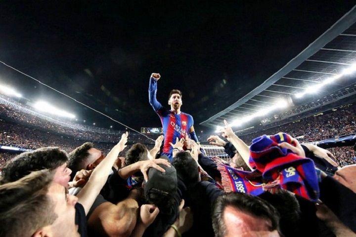 Ремонтада. Феноменальный разгром на Камп Ноу выводит Барселону в четвертьфинал - Еще один взгляд на Футбол - Блоги - Sports.ru