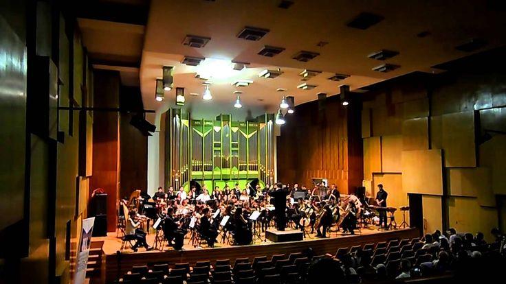 """Tiberiu Olah - Suita simfonică """"Mihai Viteazul"""""""