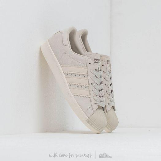 adidas 80s superstar beige