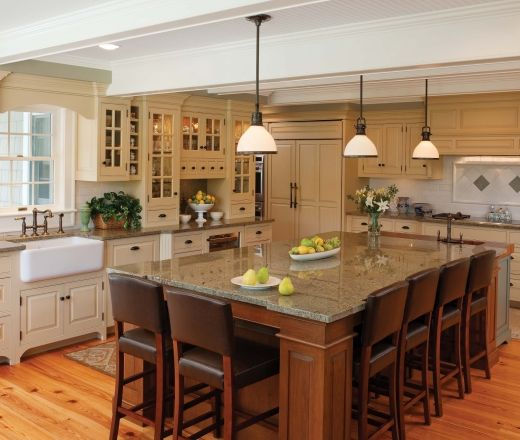 Kitchens With Cream Colored Cabinets: 35 Best Images About Traditional Kitchen Inspiration On